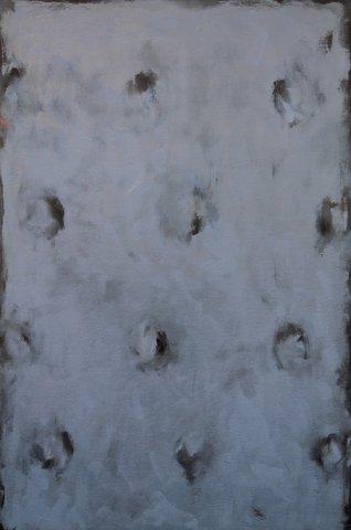 Vlado Vovkanič, Dvanáct IV, 100x65, olej na plátně, 49 500 Kč
