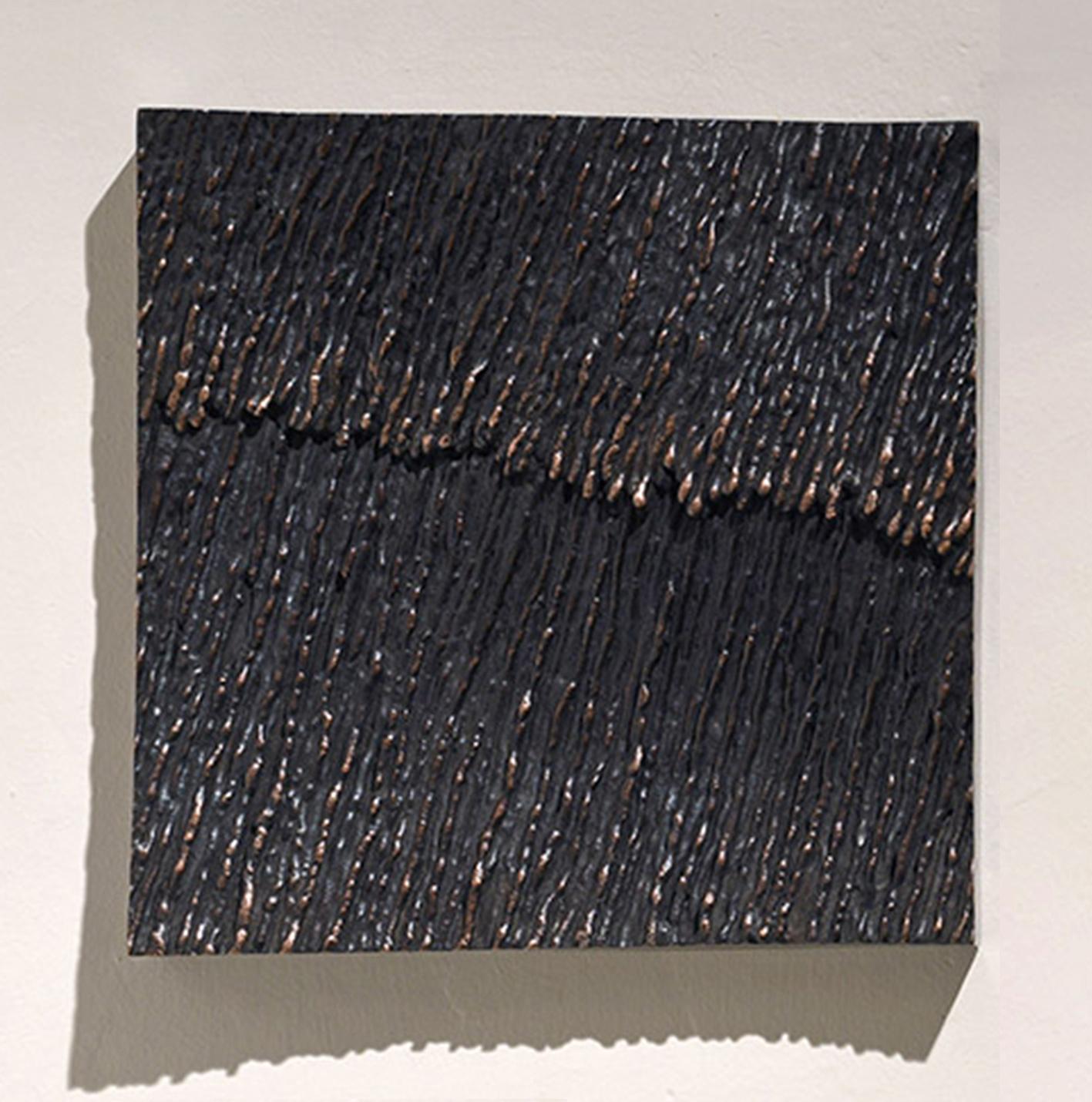 Déšť I., 30x30 cm, bronz, 45 000 Kč (bez DPH)