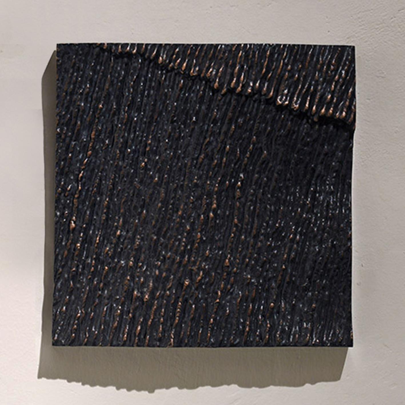Déšť II., 30x30 cm, bronz, 45 000 Kč (bez DPH)