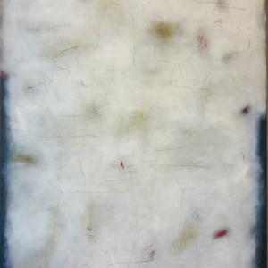 Jan Svoboda, Plocha s černými okraji, 180x120 cm, akryl na plátně, 91 000 Kč