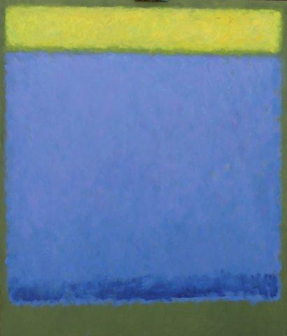 Vlado Vovkanič, Levandulové pole, 130x110 cm, olej na plátně, 69 000 Kč