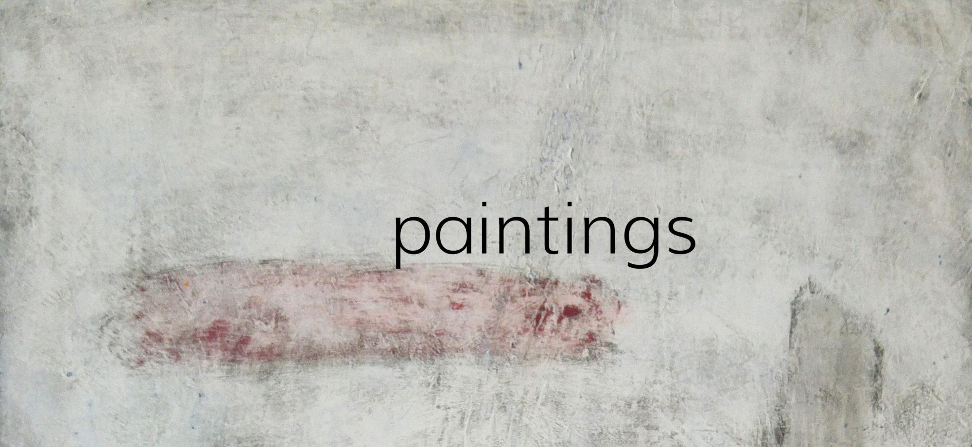 Paintings, Art on Stage