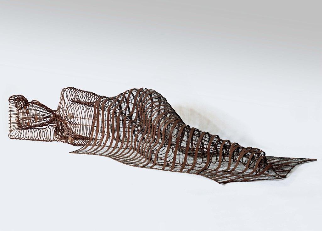 Zrzavá, délka 1,9 m, ocel, 110 000 Kč (bez DPH)