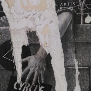 Strhaný plakát III